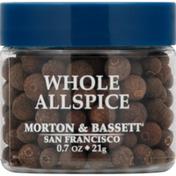 Morton & Bassett Spices Allspice, Whole