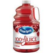 Ocean Spray Cranberry 100% Juice