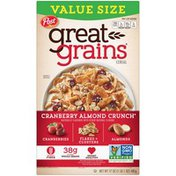 Post Great Grains Cranberry Almond Crunch
