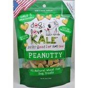 Dogs Love Kale Peanutty Dog Treats