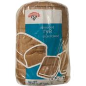 Hannaford Unseeded Rye Bread