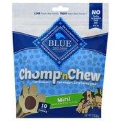 Blue Treats for Dogs, Meaty Chews, Mini