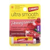 Carmex Lip Balm Ultra Smooth Pomegranate