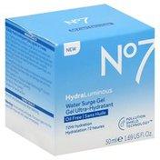 No7 Gel, Water Surge, Gel Ultra-Hydratant