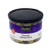 Essential Everyday Deluxe Mixed Nuts Cashews, Almonds, Hazelnuts (filberts) & Pecans