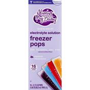 Always My Baby Freezer Pops, Electrolyte Solution
