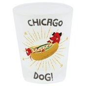 Chicago Dog Plastic Cup
