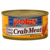 Polar Crab Meat, Fancy Lump
