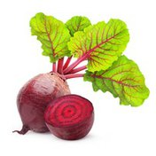 Red Chioggia Beet Bunch