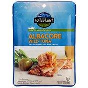 Wild Planet Albacore Wild Tuna In Extra Virgin Olive Oil Single-Serve Pouch