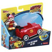Fisher-Price Toy, Mickey and the Roadster Racers