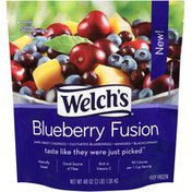 Welch's Blueberry Fusion Frozen Fruit