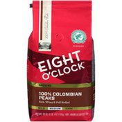 Eight O'Clock Coffee Colombian Peaks Ground Coffee