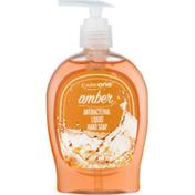 CareOne Amber Antibacterial Liquid Hand Soap