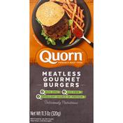 Quorn Burgers, Gourmet, Meatless