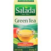 Salada Green Tea Pineapple Mango Energy Tea Bags