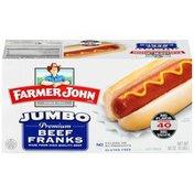 Farmer John Jumbo Beef Franks