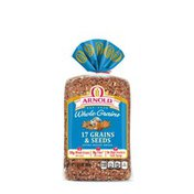 Brownberry/Arnold/Oroweat Whole Grains 17 Grains & Seeds Bread