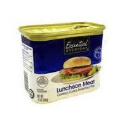 Essential Everyday Luncheon Meat