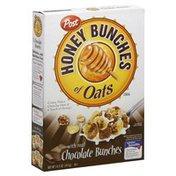 Honey Bunches Of Oats Cereal, with Real Chocolate Bunches