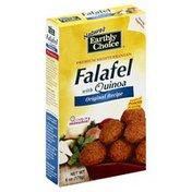 Nature's Earthly Choice Falafel with Quinoa, Original, Box
