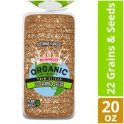 Brownberry Organic Thin-Sliced 22 Grains & Seeds Bread
