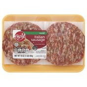 Big Y Italian Sausage