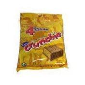 Cadbury 4's Multi Crunchie