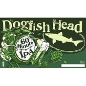 Dogfish Head Beer, IPA, 60 Minute