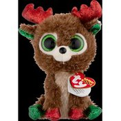 Ty Toy, Beanie Boos, Fudge, Ages 3 and Up
