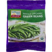 Earthbound Farms Green Beans, Whole, Organic