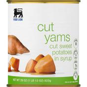 Food Lion Cut Yams