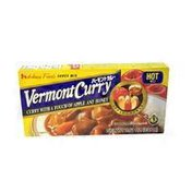 BC Hot House Hot Vermont Curry Sauce Mix