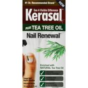 Kerasal Fungal Nail Repair Solution, Plus Tea Tree Oil