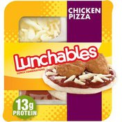 Lunchables Chicken Pizza Meal Kit