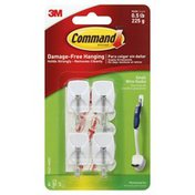 3M Command Hooks, Homewares, Wire, Small