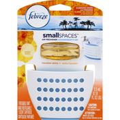 Febreze SmallSpaces Hawaiian Aloha Starter Kit Air Freshener