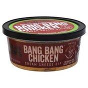 Ted And Andys Cream Cheese Dip, Bang Bang Chicken