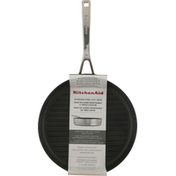 KitchenAid Grill Pan, Nonstick, Stainless Steel, 10.25 Inch