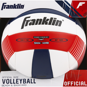 Franklin`s Teleme Volleyball, Beach & Backyard, Official Size