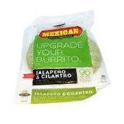Tumaros Healthy Flour Tortillas, Jalapeno & Cilantro