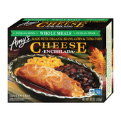 Amy's Kitchen Cheese Enchilada Meal