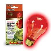 Zilla 100 Watt Night Red Heat Incandescent Bulb