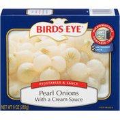 Birds Eye In Cream Sauce Pearl Onions