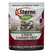 Sterno Green Canned Heat