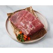 C R Beef Eye of Round Steak