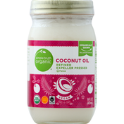 Simple Truth Organic Coconut Oil, Refined Expeller Pressed