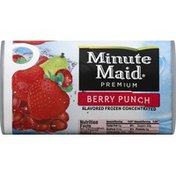 Minute Maid Berry Punch, Frozen Concentrated