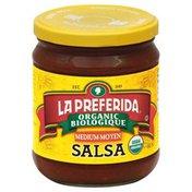 La Preferida Salsa, Medium