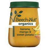 Beech-Nut Organics Banana, Mango & Sweet Potato